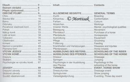 Česko-německo-anglický slovník jezdectví a vozatajského sportu1