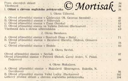Chov koní na podkarpatské rusi v letech 1910-1934 2