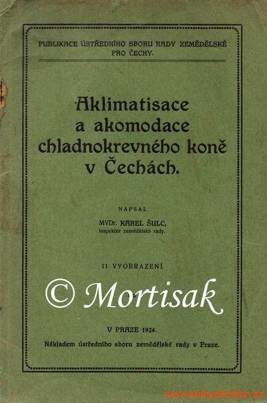Aklimatisace-a-akomodace-chladnokrevného-koně-v-Čechách