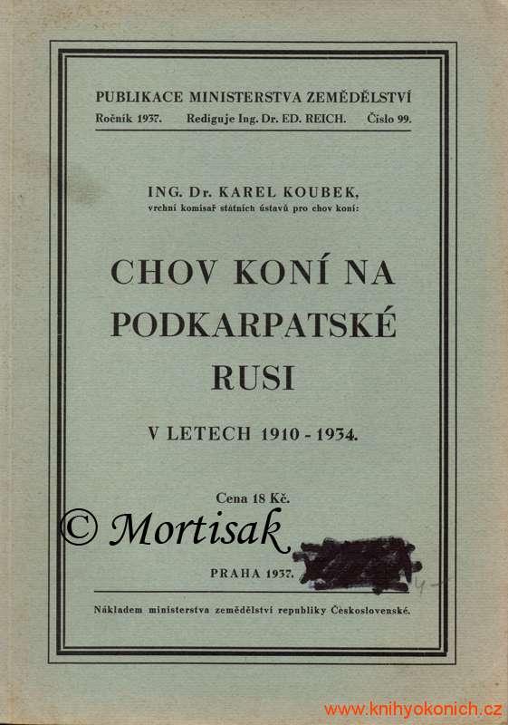 Chov-koní-na-podkarpatské-rusi-v-letech-1910-1934